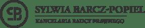 Logo - Kancelaria Sylwia Barcz-Popiel